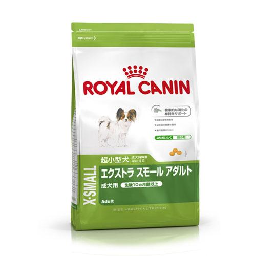 エクストラ スモール(超小型犬用)エクストラ スモール アダルト 1.5kg 【ケース販売】
