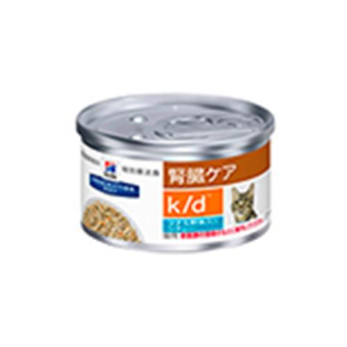 腎臓ケア k/d ツナ&野菜入りシチュー 6缶セット